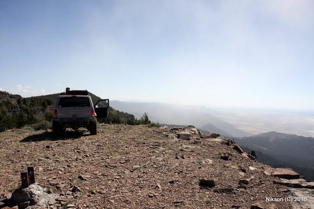 Jeep Cherokee crane mtn