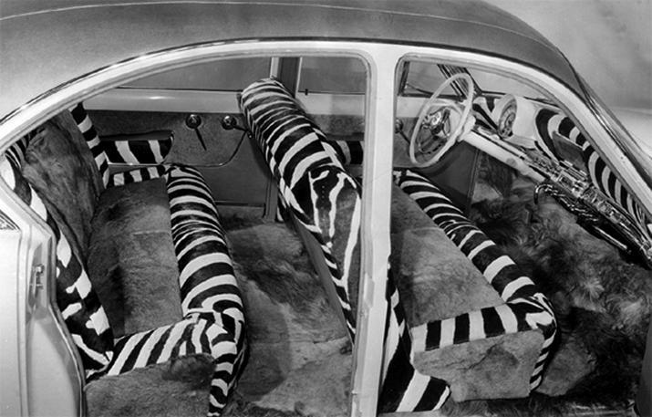 Kaiser Safari 1951CAS