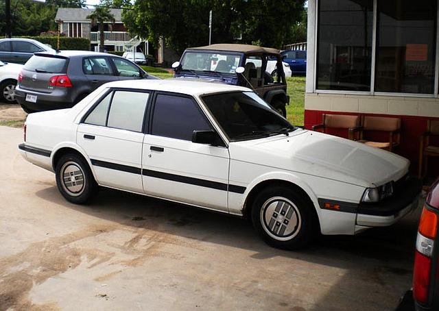 Mazda 62 1985 coal