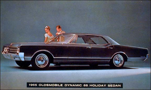 Oldsmobile 1965 dynamic 88 1965