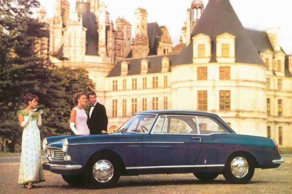 Peugeot 404 coupe 1960
