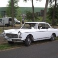 (first posted 1/21/2013) You'll have to indulge my Peugeot 404 mania one more time, as this is the first Coupe sighting posted at the CC Cohort, by BiTurbo228. We've looked […]