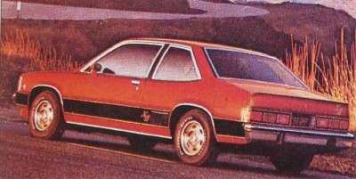 chevrolet citation 1980 X11 -4