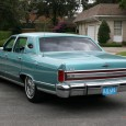 """(first posted 2/19/2013) For those of you out of the loop, I have a thing for 1950s to 1970s """"big old American cars"""" in aqua. Whether the bright turquoise of […]"""
