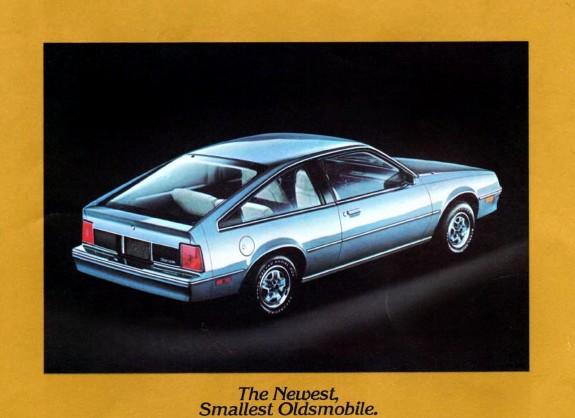82 Firenza hatchback