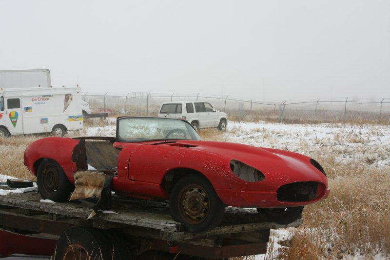 Jaguar E-Type Kit Car