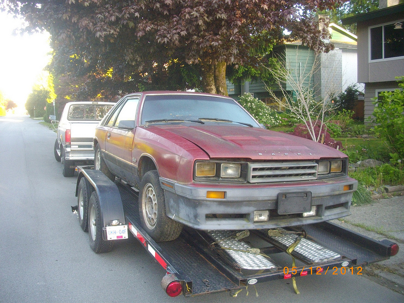 Mercury Capri RS f