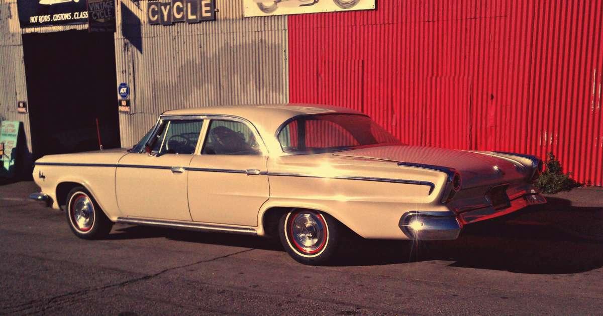 Curbside Classic 1963 Dodge Custom 880 Sedan The One