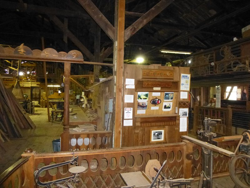 Cc Visits Blue Ox Millworks Historic Park And School One