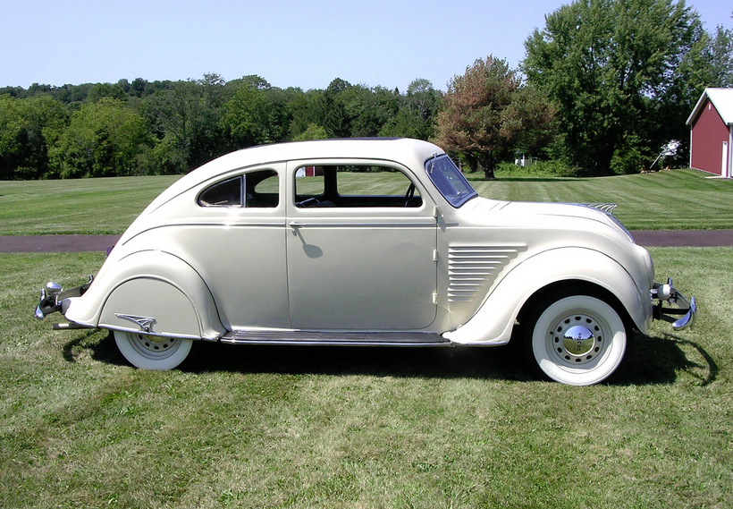 Chrysler Airflow coupe