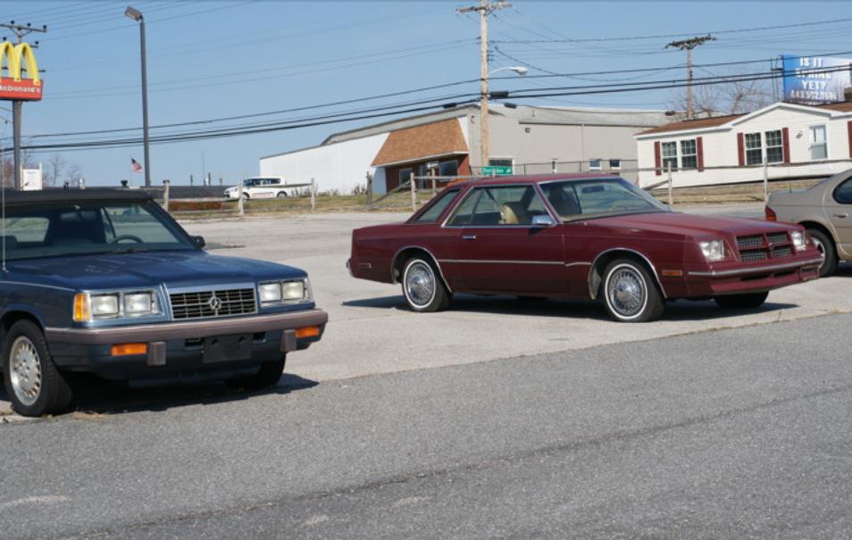 Chrysler Cordoba fr