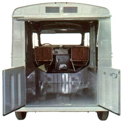 Citroen h van_back