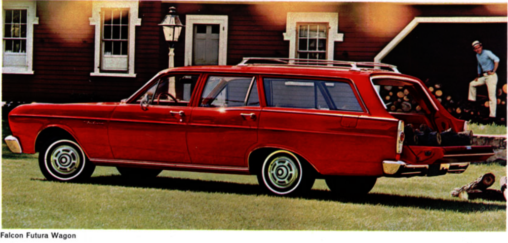 Falcon wagon 66