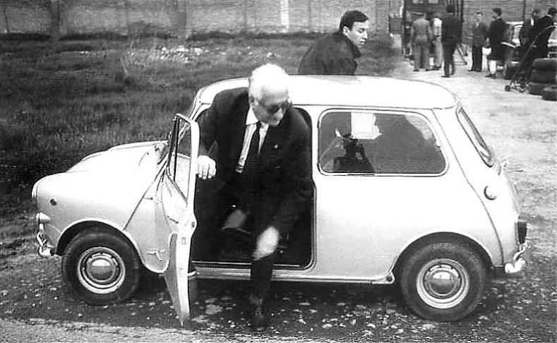 Peugeotphilia Enzo Ferrari Loved His Peugeots According