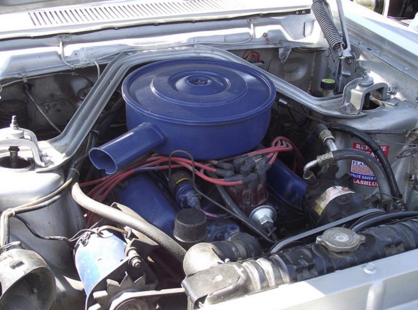 Ford 221 V8 62 Fairlane
