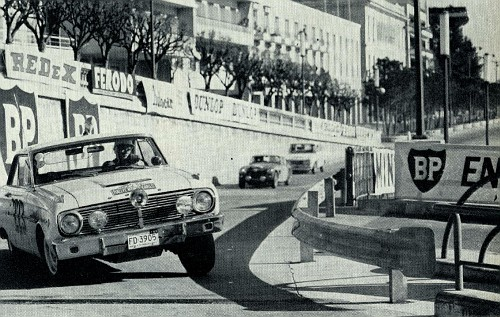 Ford Falcon Sprint 1963 MC-vi