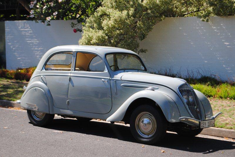 Curbside Classic: 1948 Peugeot 202