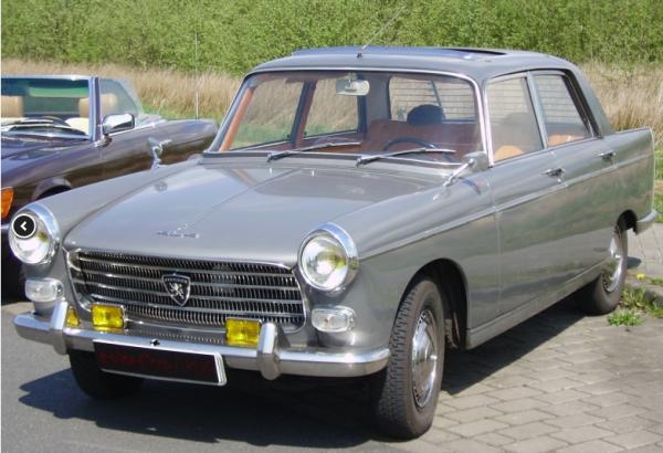Peugeot 404 enzo ferrari