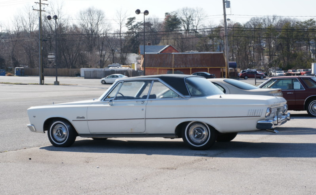 Plymouth 1965 belvedere