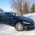 I drove a Tesla Model S yesterday. I'm just about speechless. Finally it's the 21st Century. Our jetpacks have arrived.