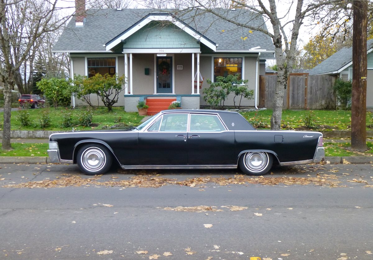 1965 lincoln continental the last great american luxury car. Black Bedroom Furniture Sets. Home Design Ideas