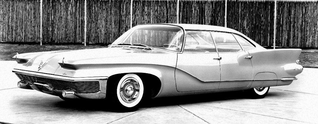 Concept Classic 1958 Imperial D Elegance The Origin Of