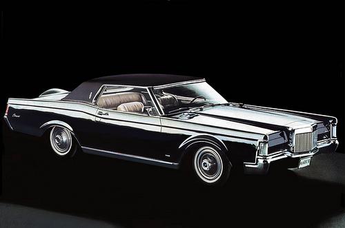 Lincoln Conti Mark III