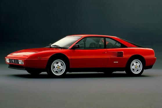In 1989 Ferrari Released The Car Shown Here Called Mondial T While It Looks Very Similar To Previous Mondials: Ferrari Mondial T Wiring Diagram At Jornalmilenio.com