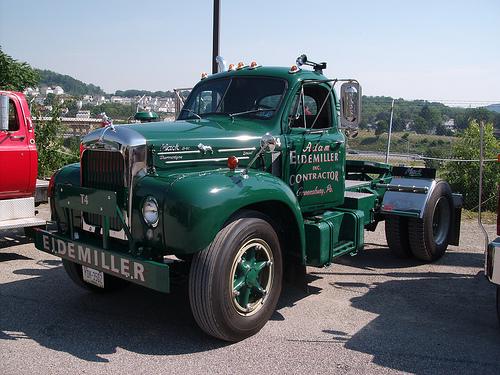 Mack Trucks B61 Models : Quarryside classics mack r series rock solid since