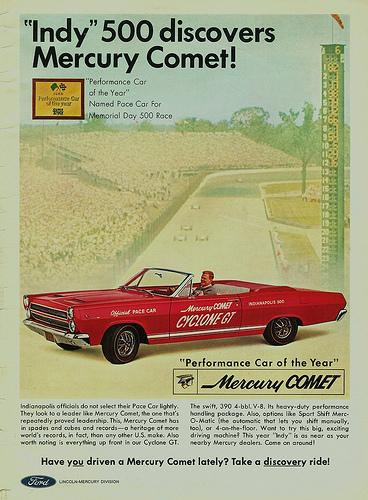 1966CometPaceCar01