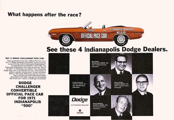 1971DodgePaceCar01