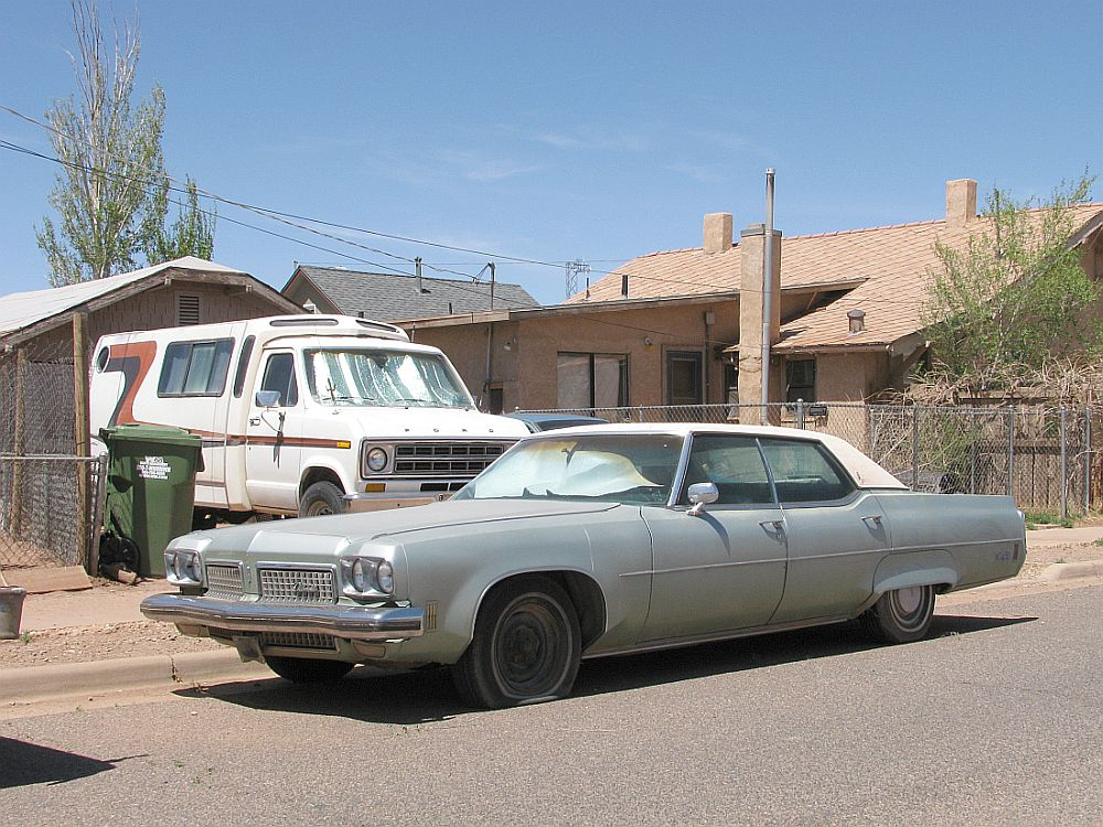 1973 Oldsmobile 98 Winslow