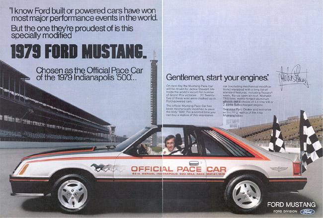 Automotive History Indianapolis 500 Pace Cars Part 7