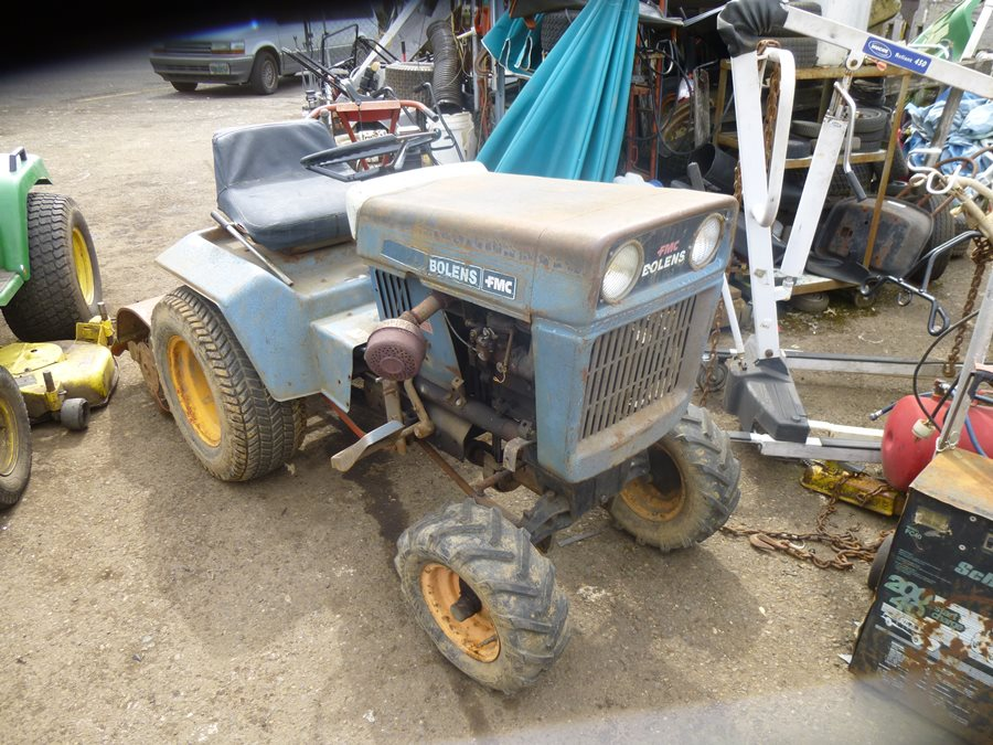 Sears Suburban Garden Tractor Images Frompo
