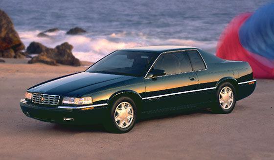 Cadillac 1992 eldorado