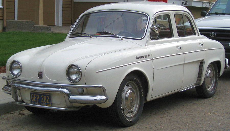 Curbside Classic 1966 Renault Caravelle Drama Intrigue