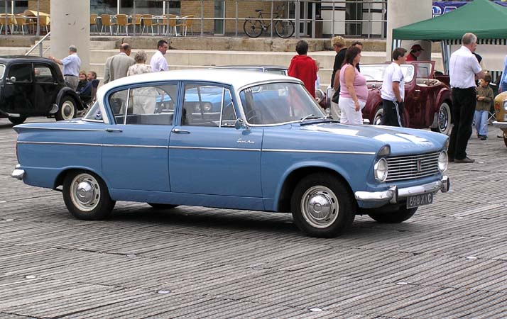 Curbside Classic 1966 Hillman Super Minx Rooting For Rootes