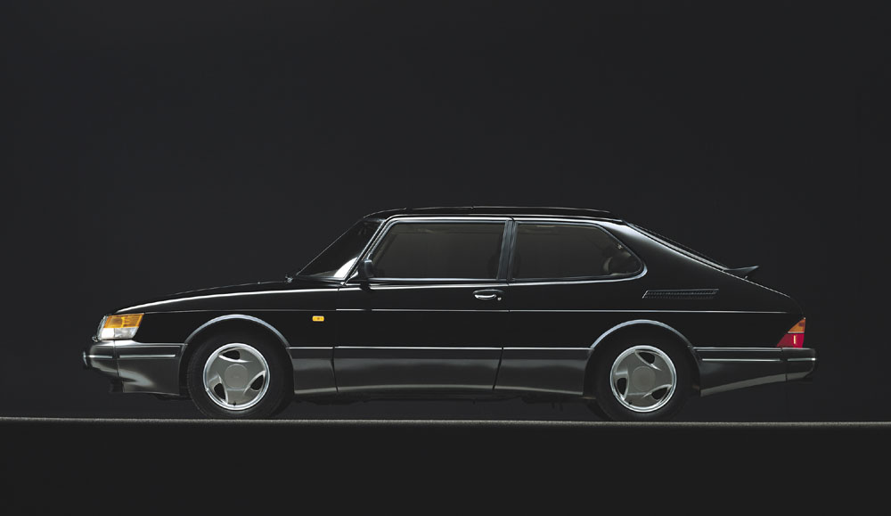 Vēsturiski spēkrati Saab-900