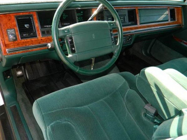 Lincoln Town Car Luxury Sedan Best: Curbside Classic: 1994 Lincoln Town Car