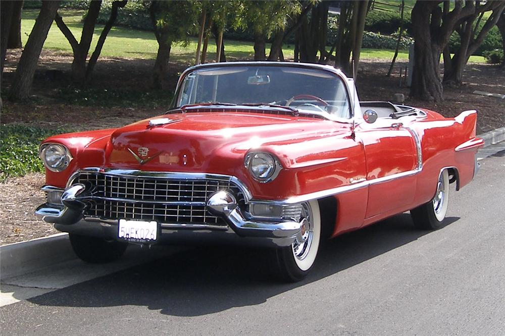 Cadillac 1955 Eldorado fq