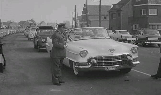 Cadillac 1955 eldo movie 3