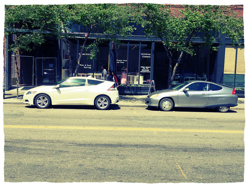 Honda Insight and CR-Z