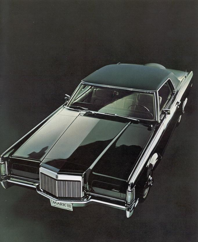 Lincoln Mark III top