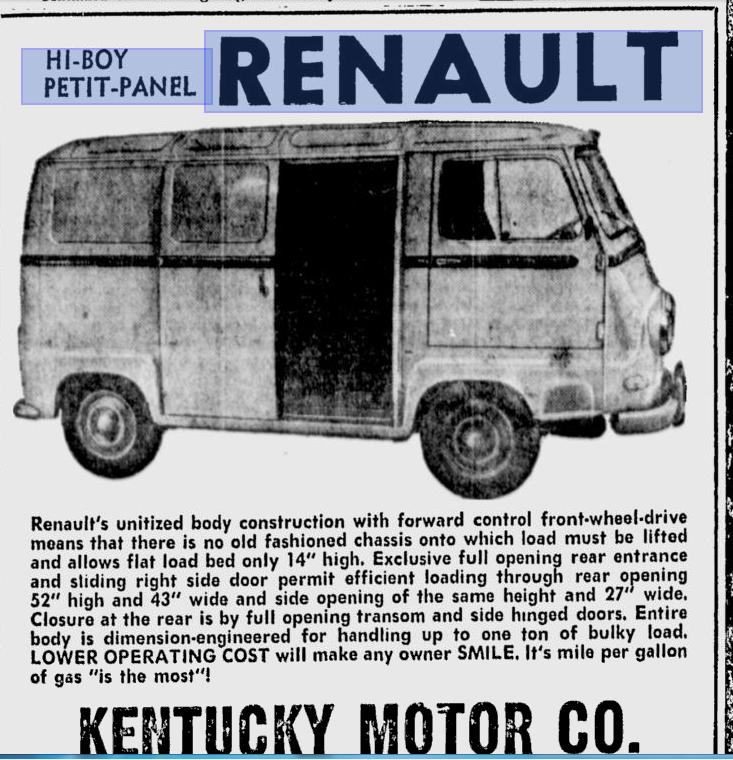 Renault Hi-Boy