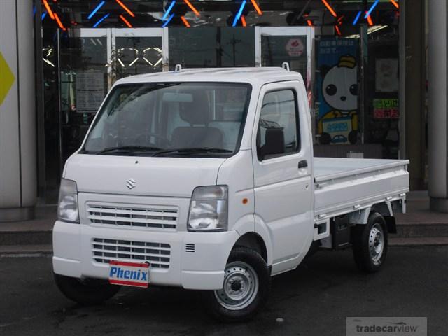 Suzuki Carry new