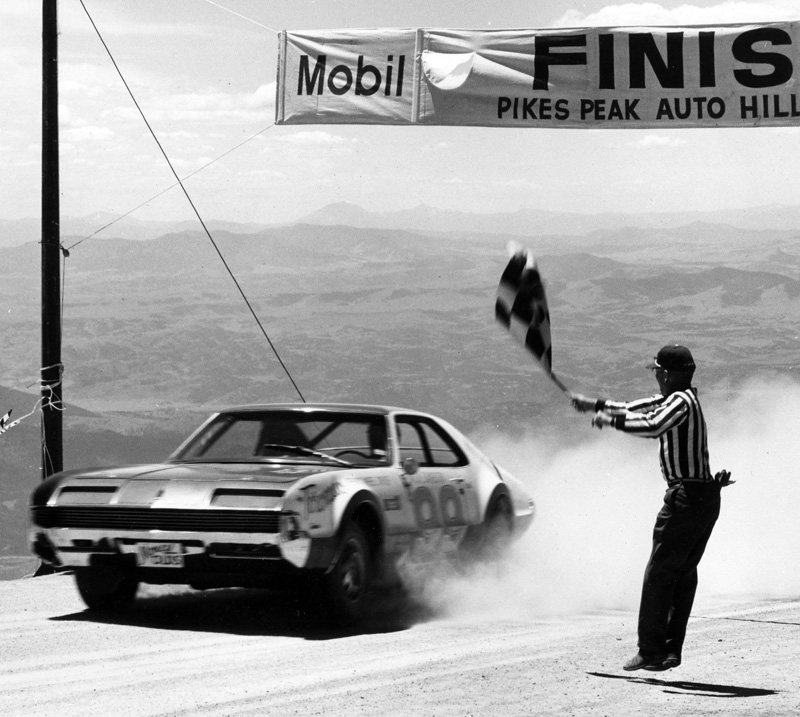 1966 Pikes Peak Hillclimb