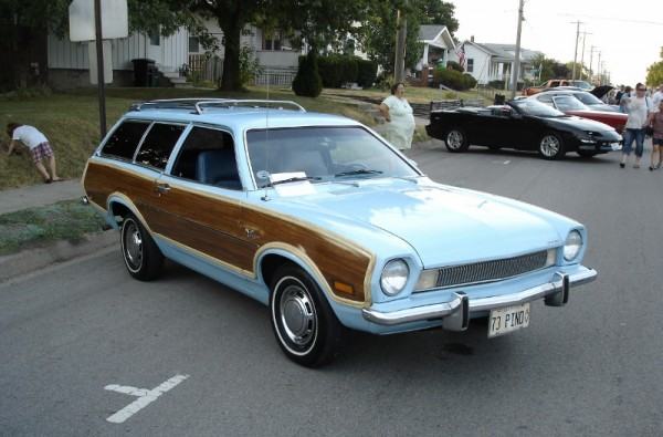 Car Show Classics 1973 And 1974 Ford Pinto Squires