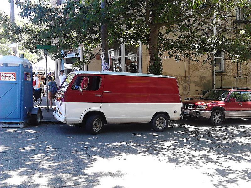 Chevrolet van 1965 s