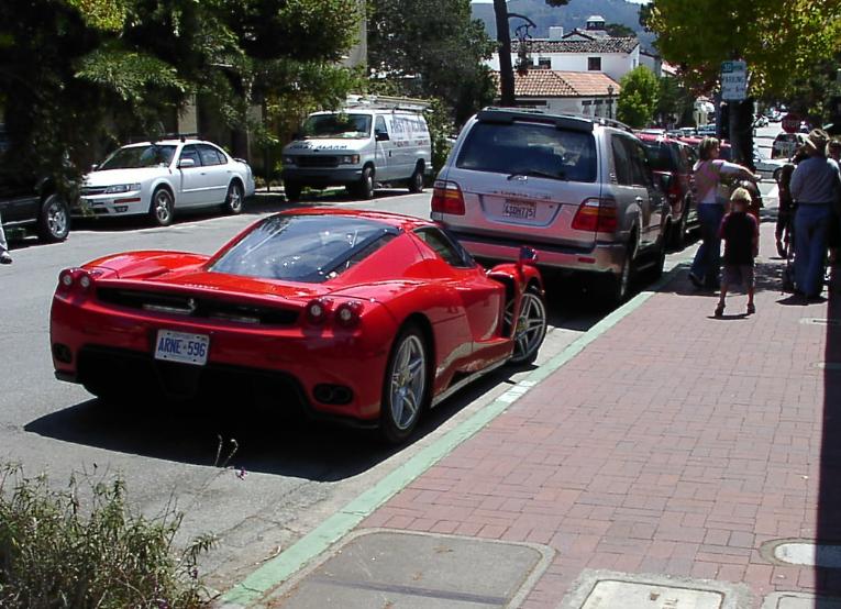 Ferrari Enzo r