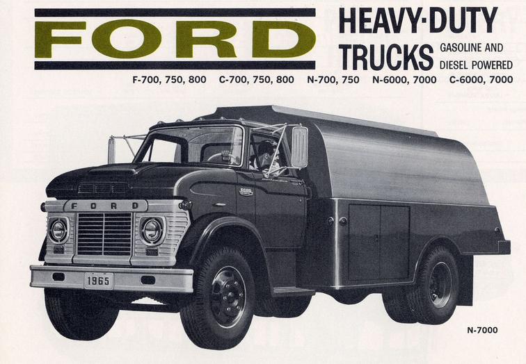 Ford 401 477 534 Gas Super Duty Engines | Autos Weblog